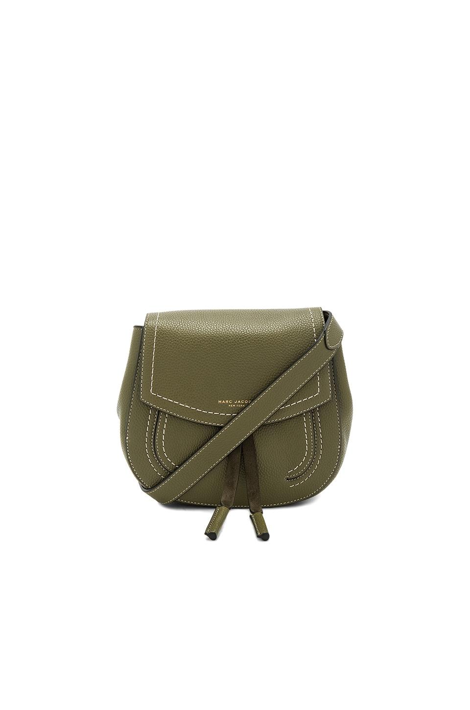 c7a451ed2 Marc Jacobs Maverick Mini Shoulder Bag in Army Green | REVOLVE