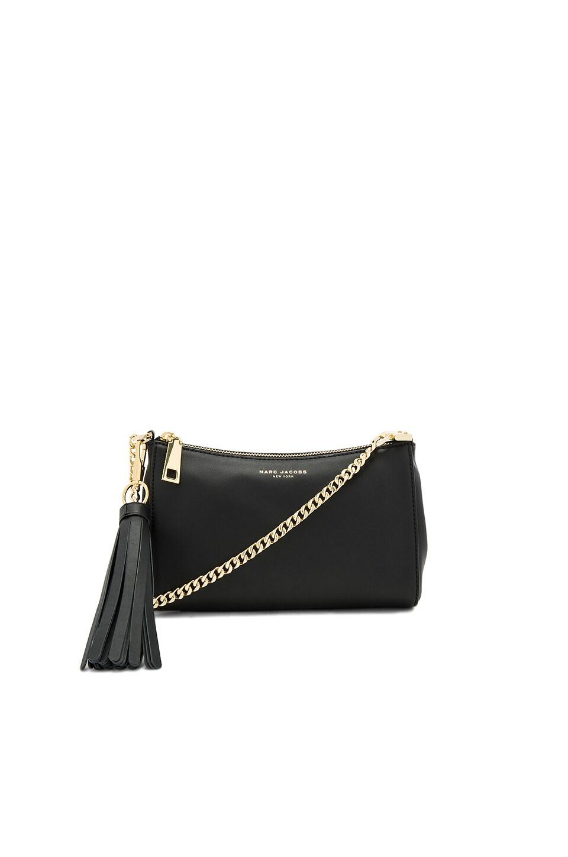 Marc Jacobs Rue Crossbody Bag in Black
