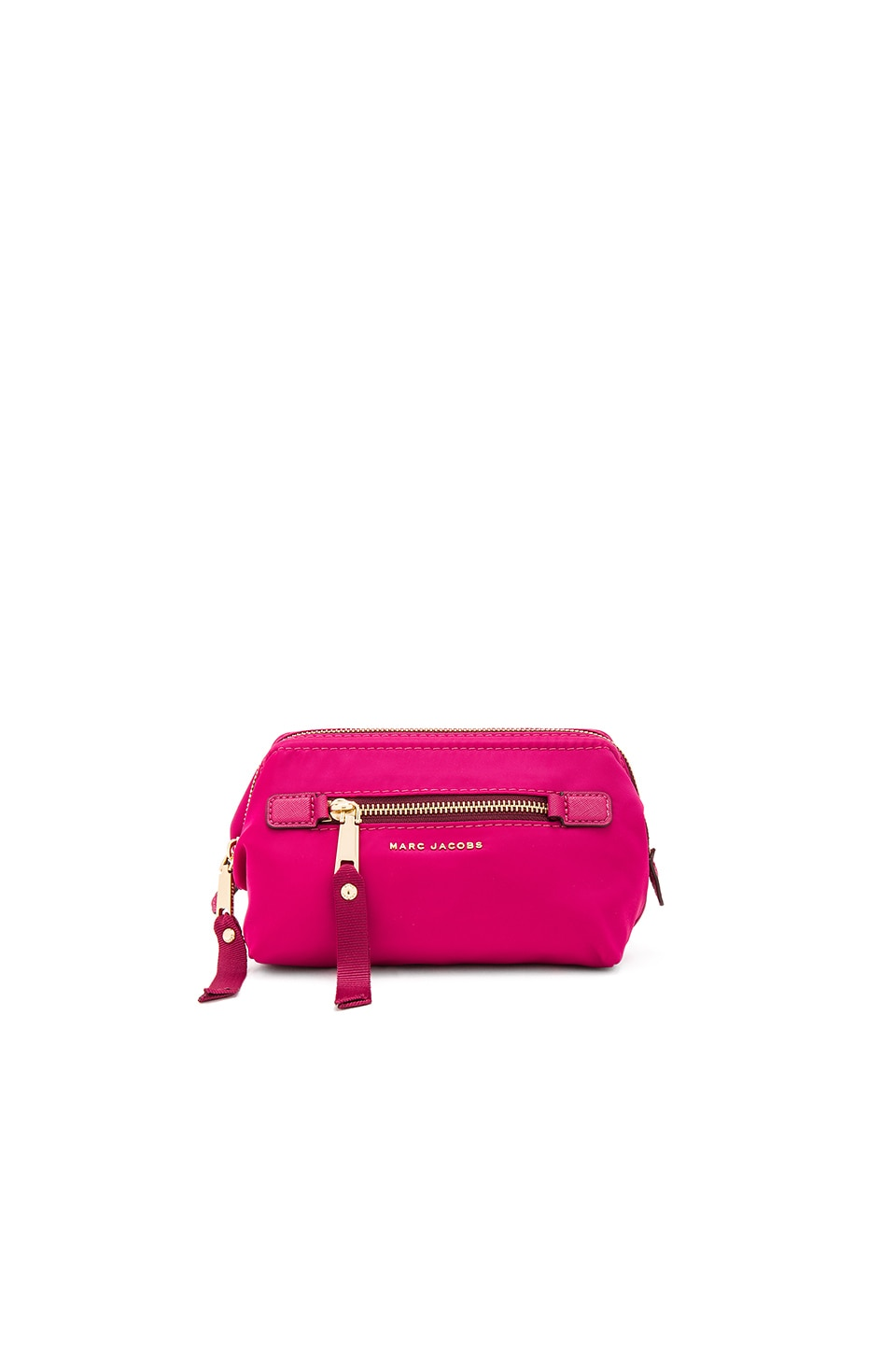 Trooper Framed Big Bliz Cosmetic Bag by Marc Jacobs
