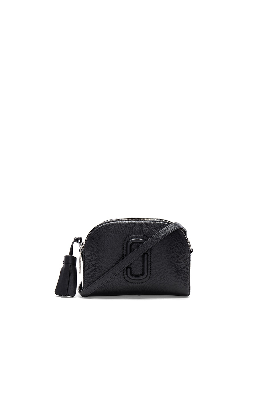 Marc Jacobs Shutter Small Camera Bag in Black