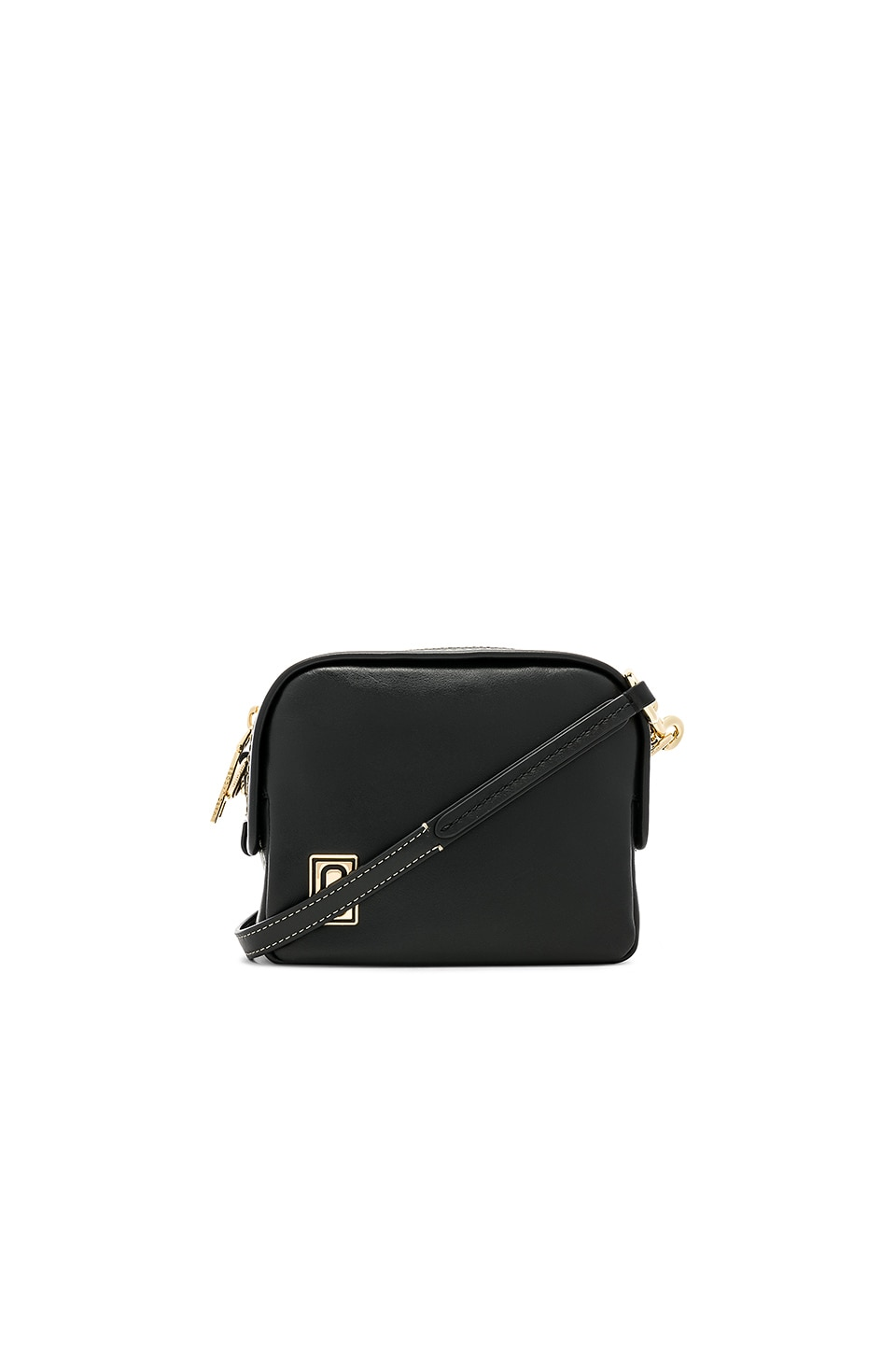 Marc Jacobs The Mini Squeeze in Black