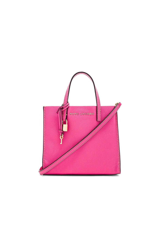 df585ebbcbd9 Marc Jacobs Mini Grind Bag in Vivid Pink