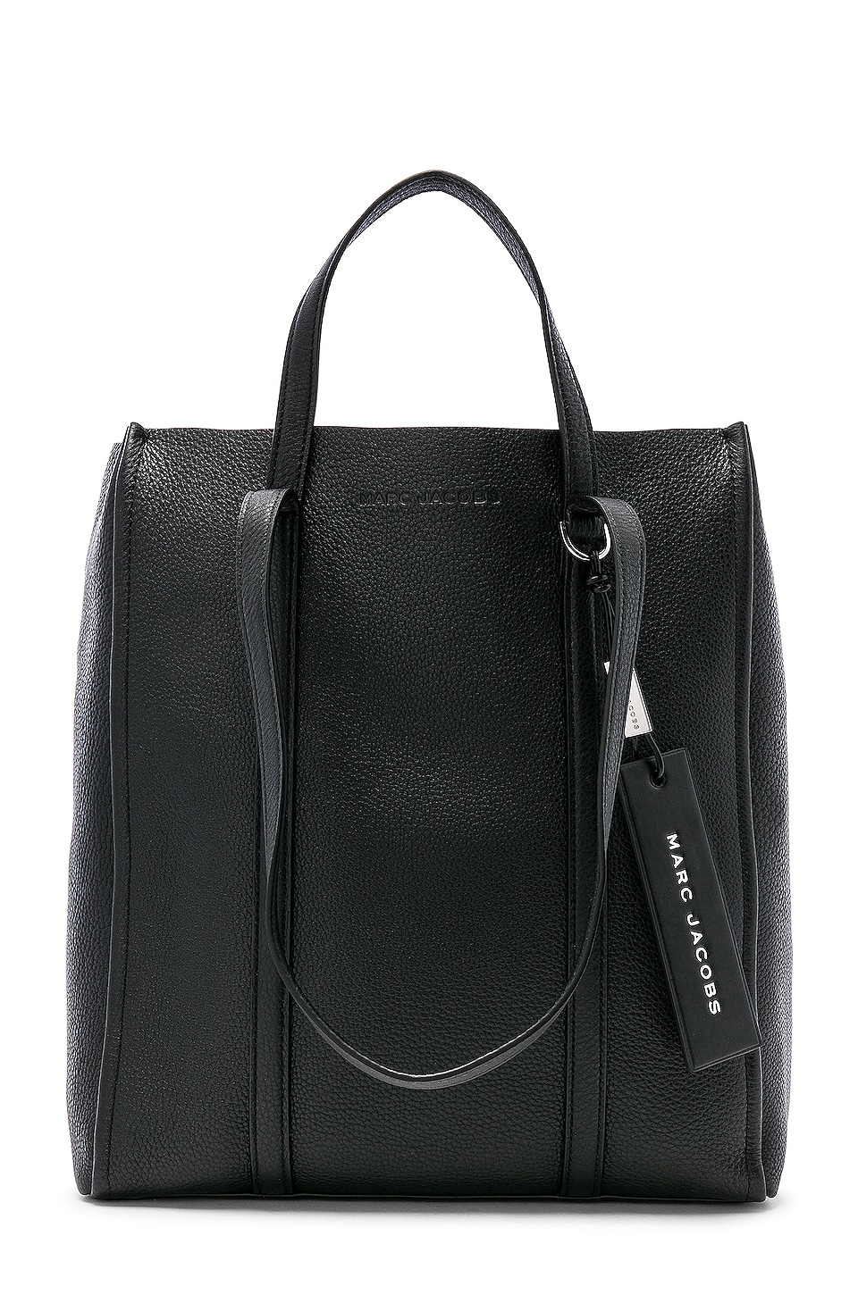 Marc Jacobs The Tag Tote 31 in Black