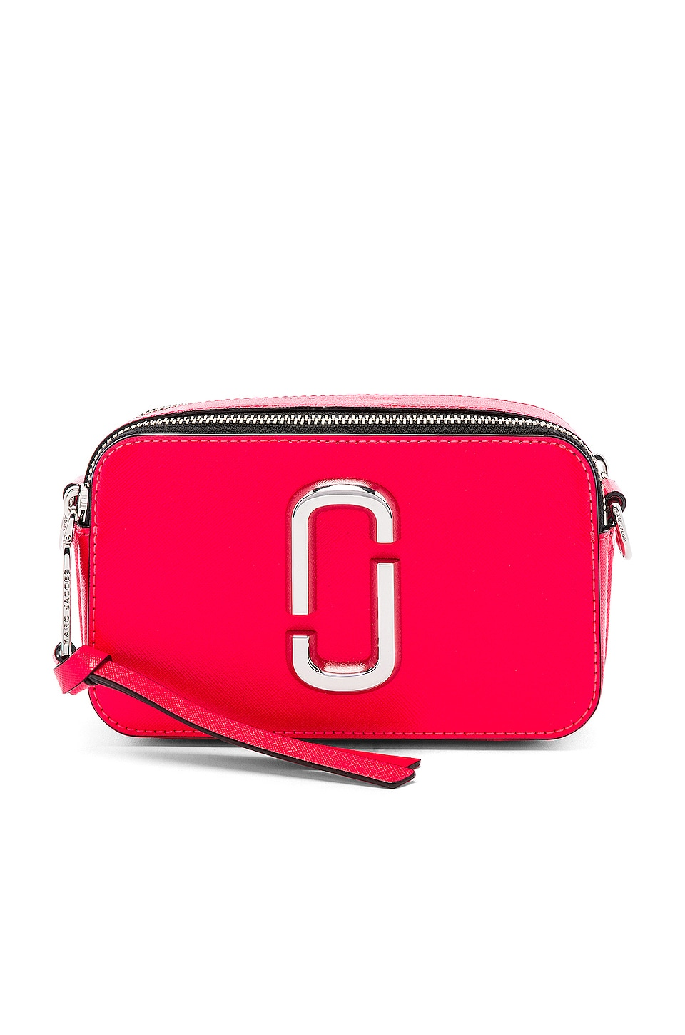 Marc Jacobs Snapshot Crossbody in Hot Pink