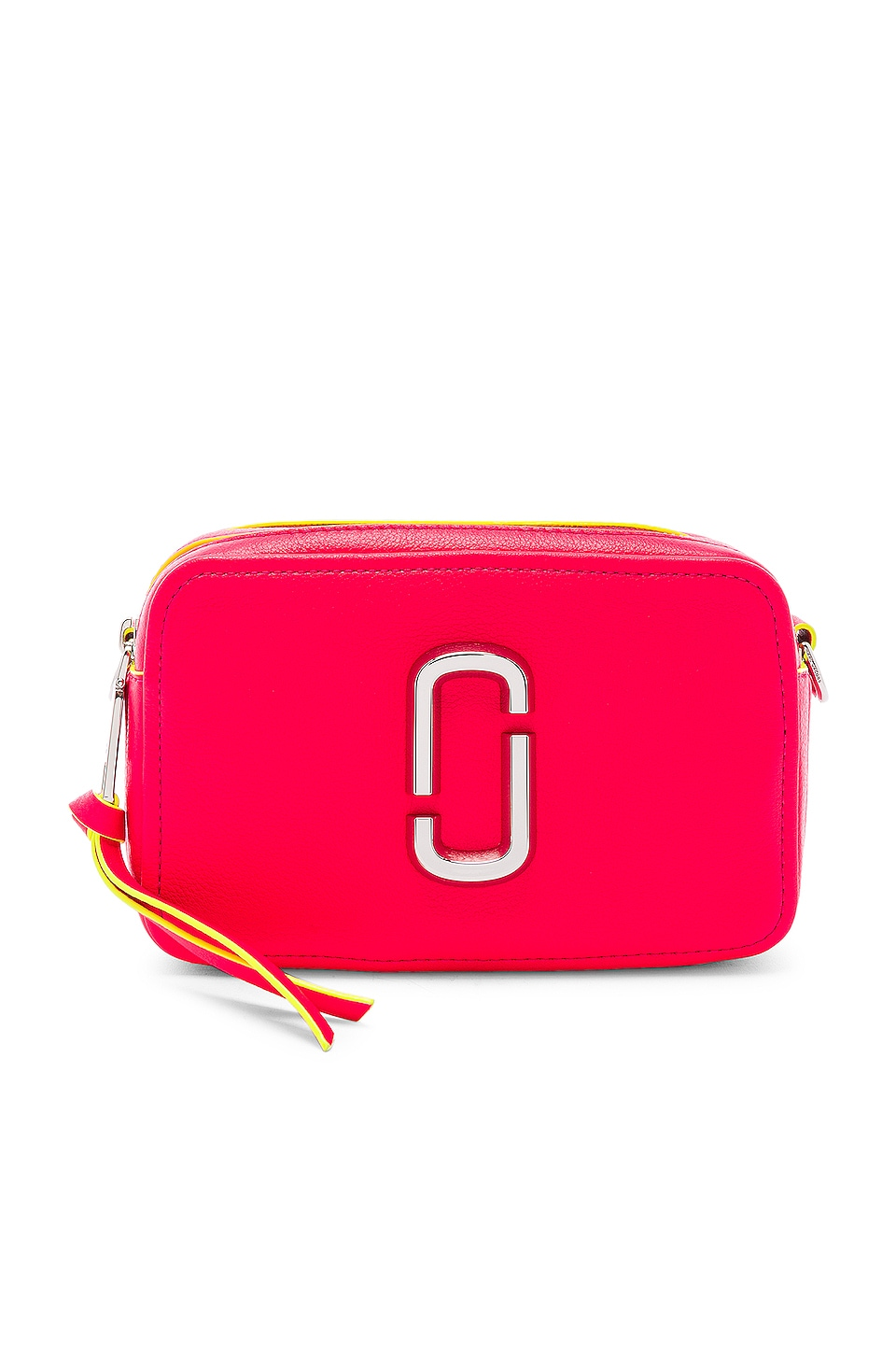 Marc Jacobs The 21 Crossbody in Hot Pink