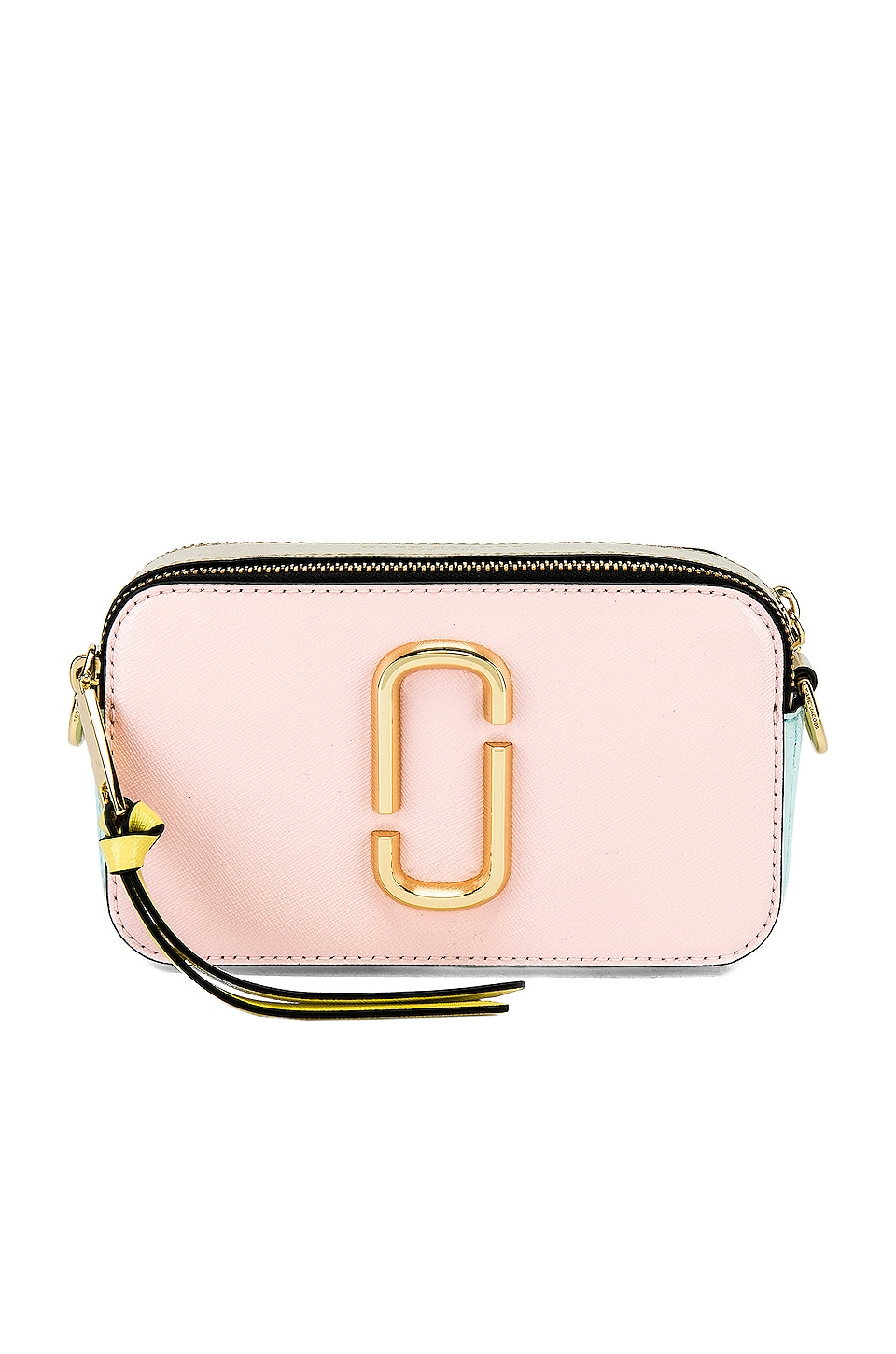 Marc Jacobs Snapshot Crossbody in Blush Multi