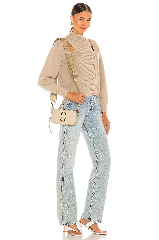 Marc Jacobs Snapshot Bag in Khaki