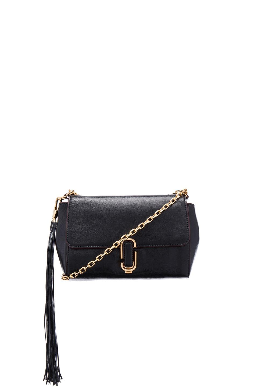 Marc Jacobs J Marc Shoulder Bag in Black