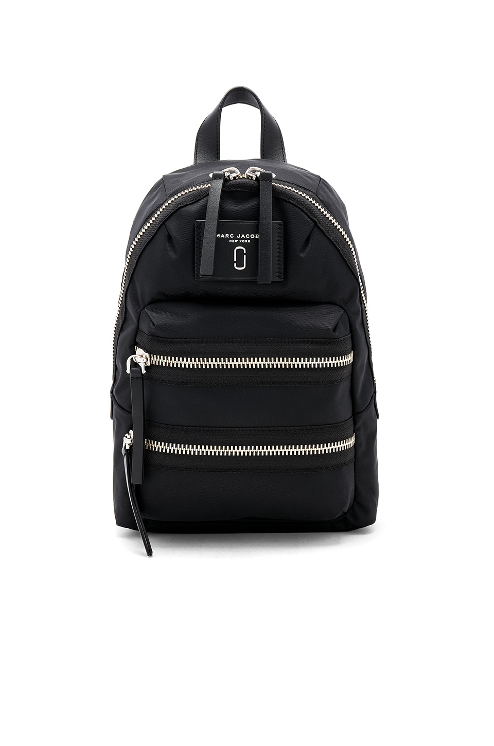 Marc Jacobs Nylon Biker Mini Backpack in Black