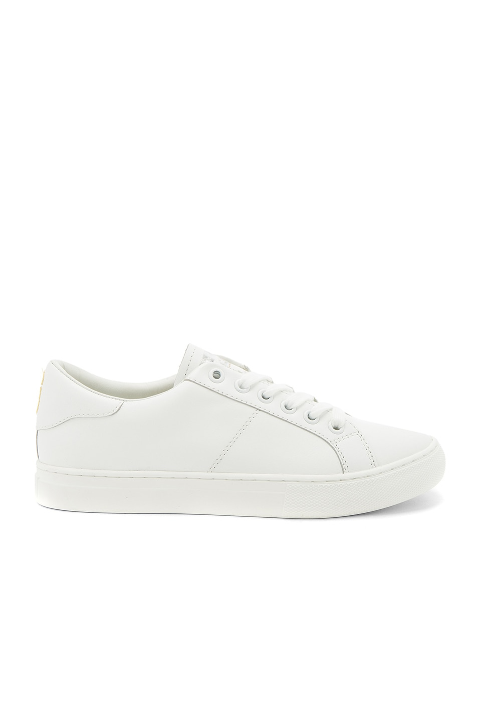 Marc Jacobs Empire Low Top Sneaker in White