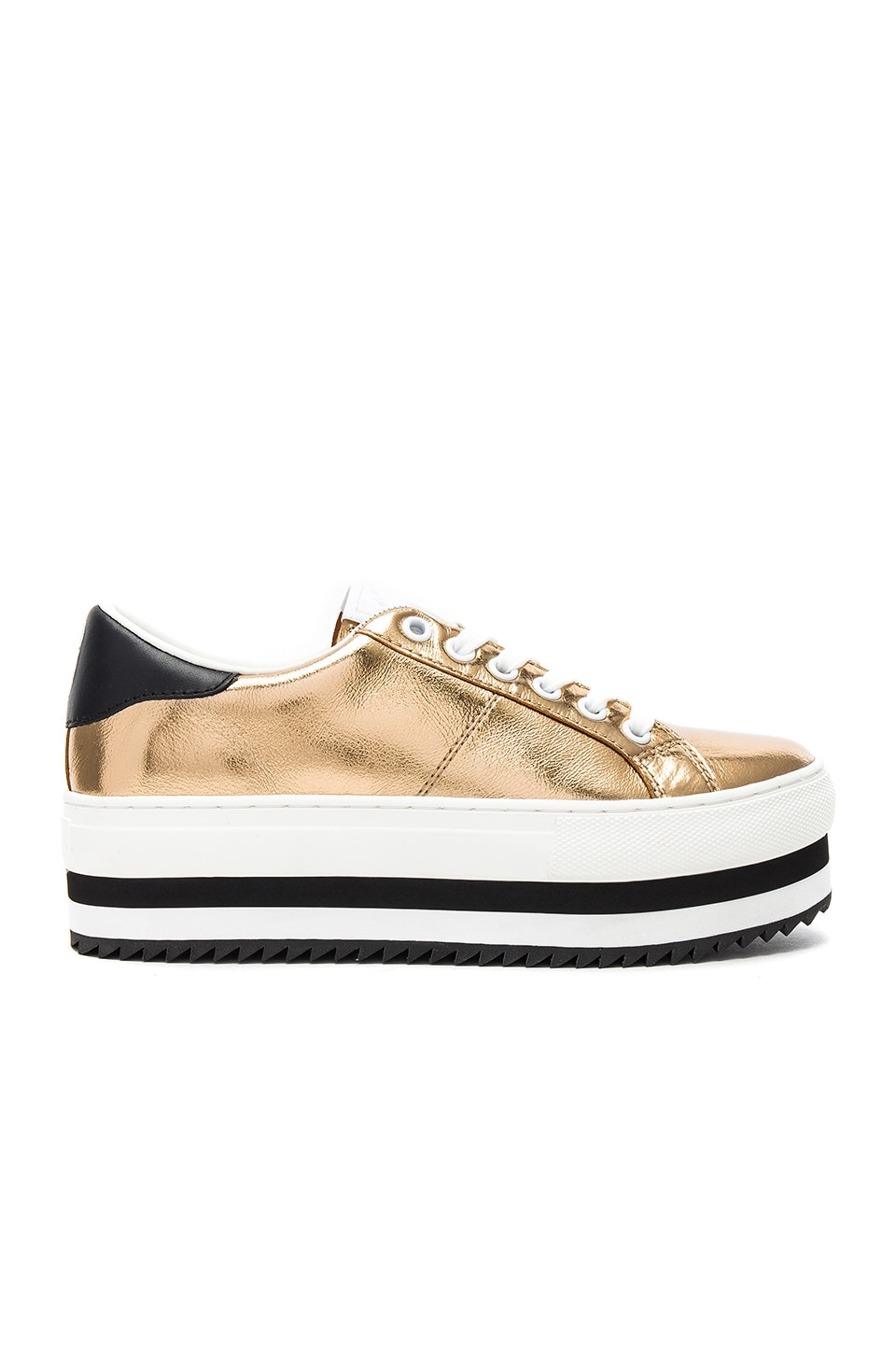 065d0327db66 Marc Jacobs Grand Platform Sneaker in Gold