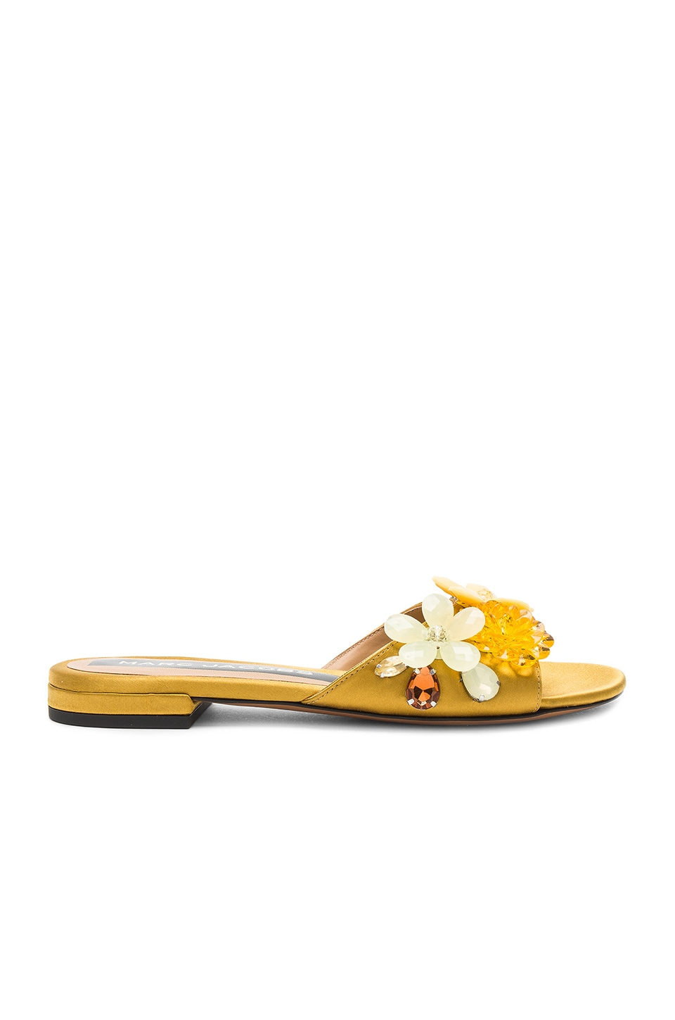Clara Embellished Slide Marc Jacobs