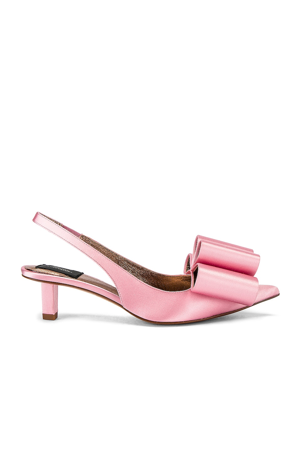 Marc Jacobs Bow Slingback Pump in Pink