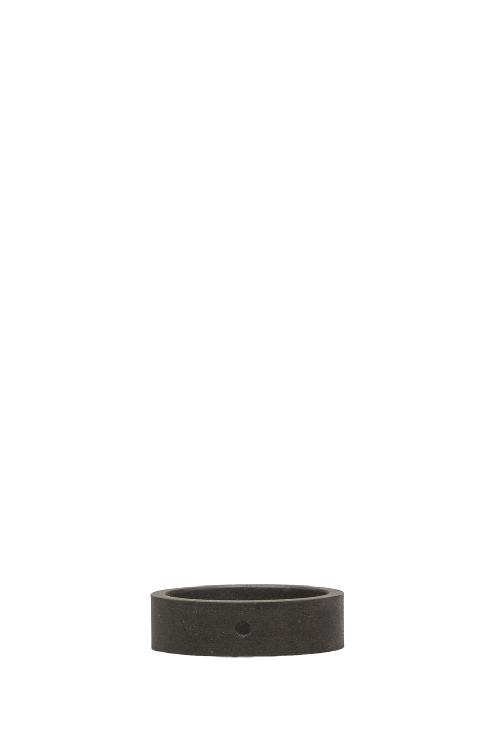Marmol Radziner Standard Lightweight Stacking Ring in Dark Bronze