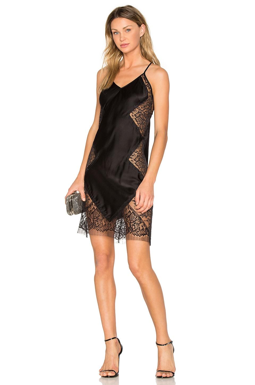 Lace Slip Dress by Michelle Mason