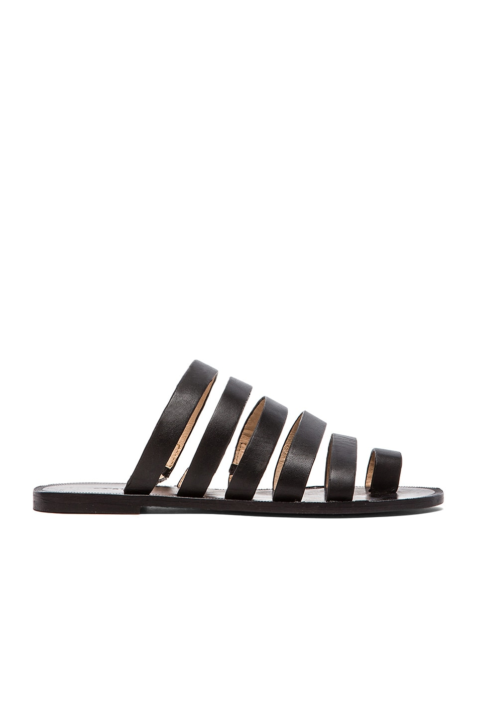 Matiko May Sandal in Black