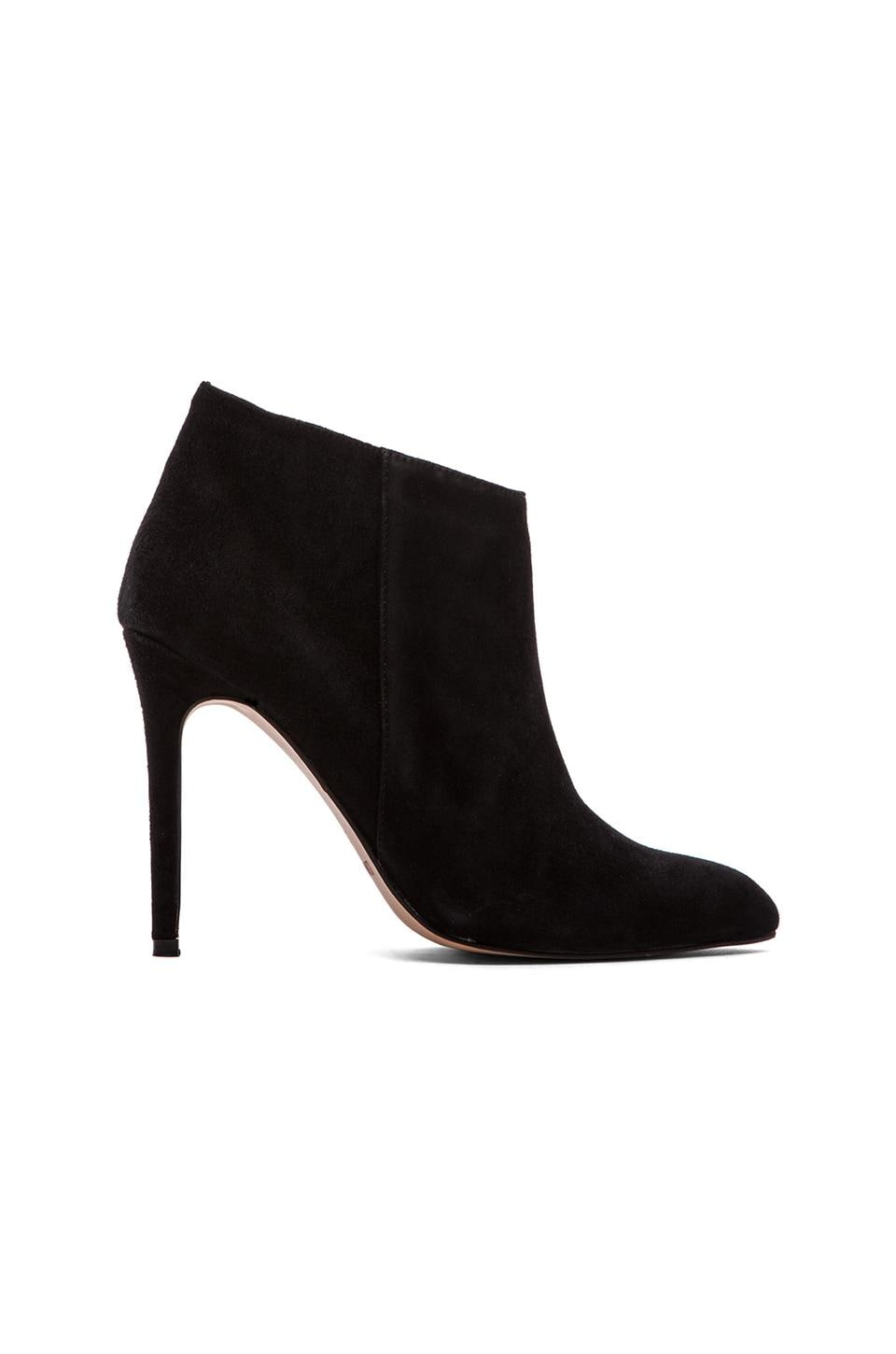Matiko Darcy Heeled Bootie in Black