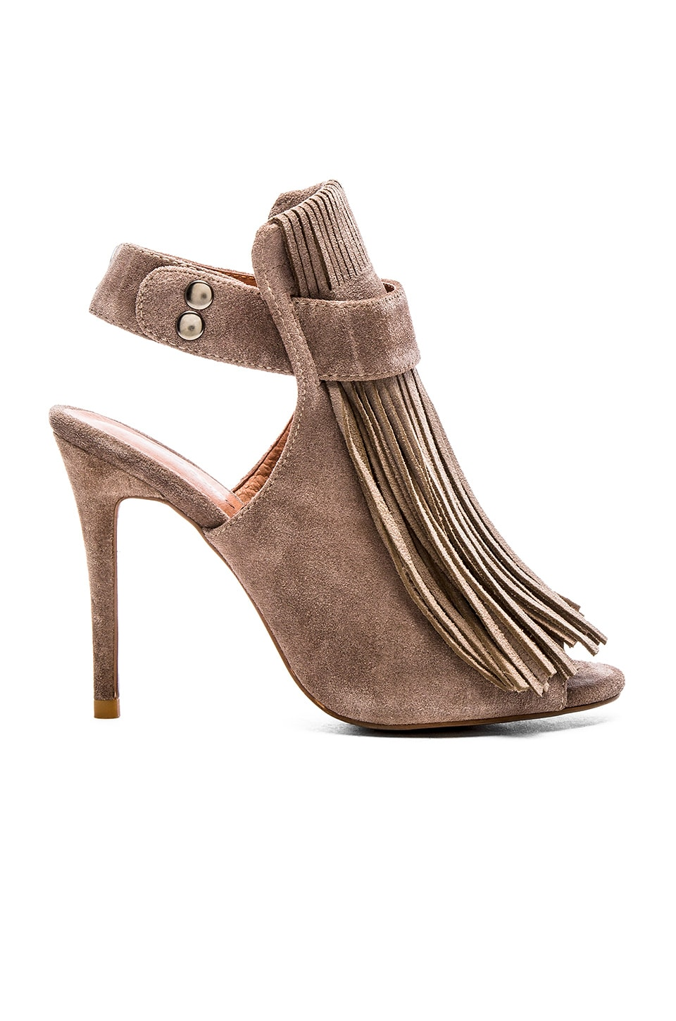 Matiko Lainey Heel in Taupe