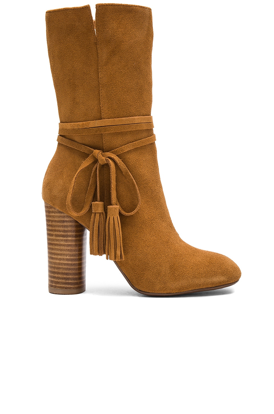 Matiko Miranda Booties in Hemp