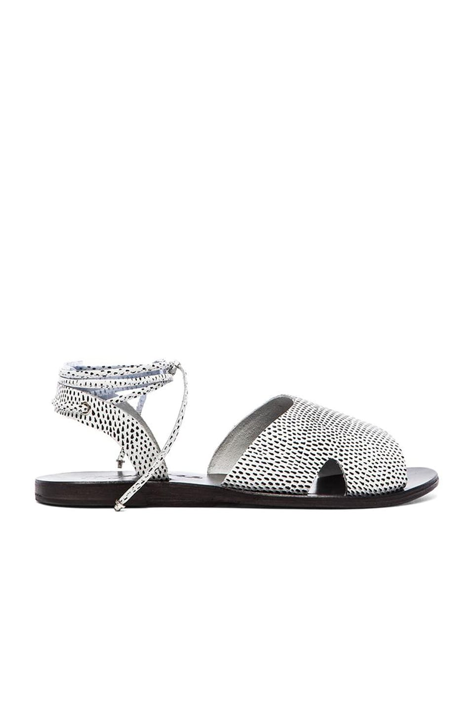 Matisse Townie Sandal in Black