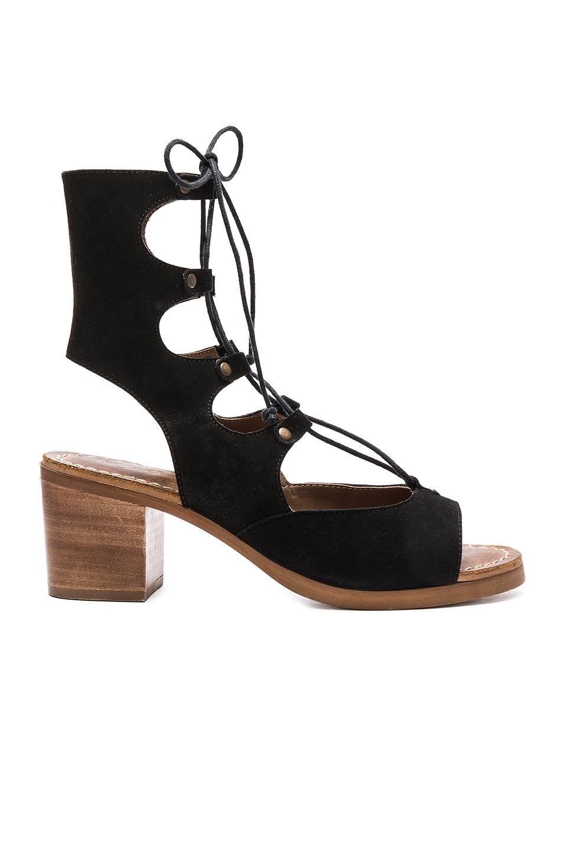 Matisse Expo Heel in Black