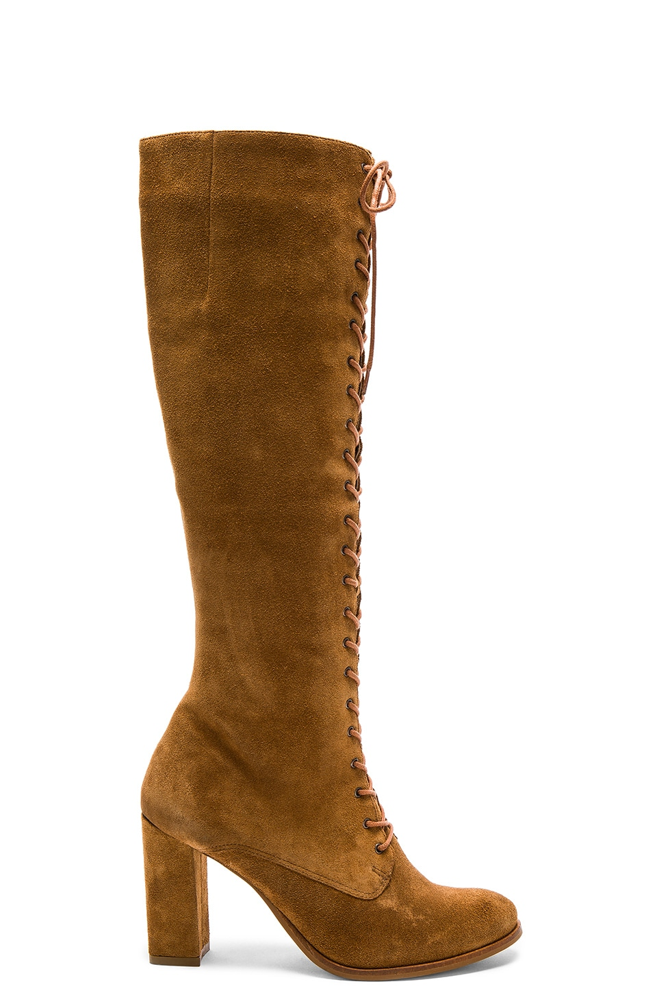 Matisse Princely Boots in Fawn