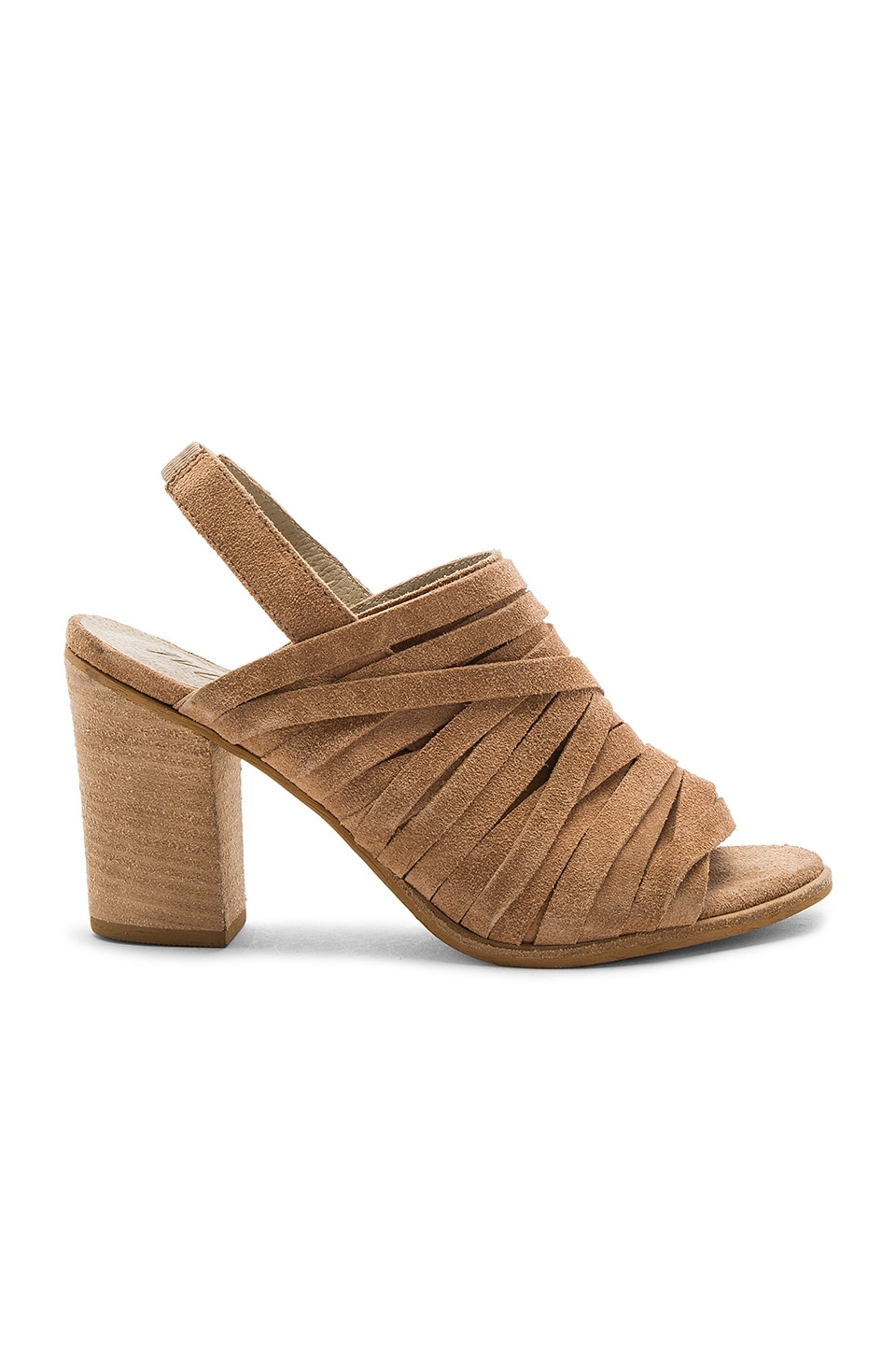Matisse Mummy Heel in Natural