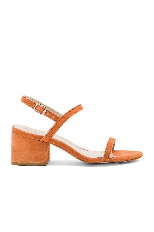 Matisse Stella Sandal in Rust