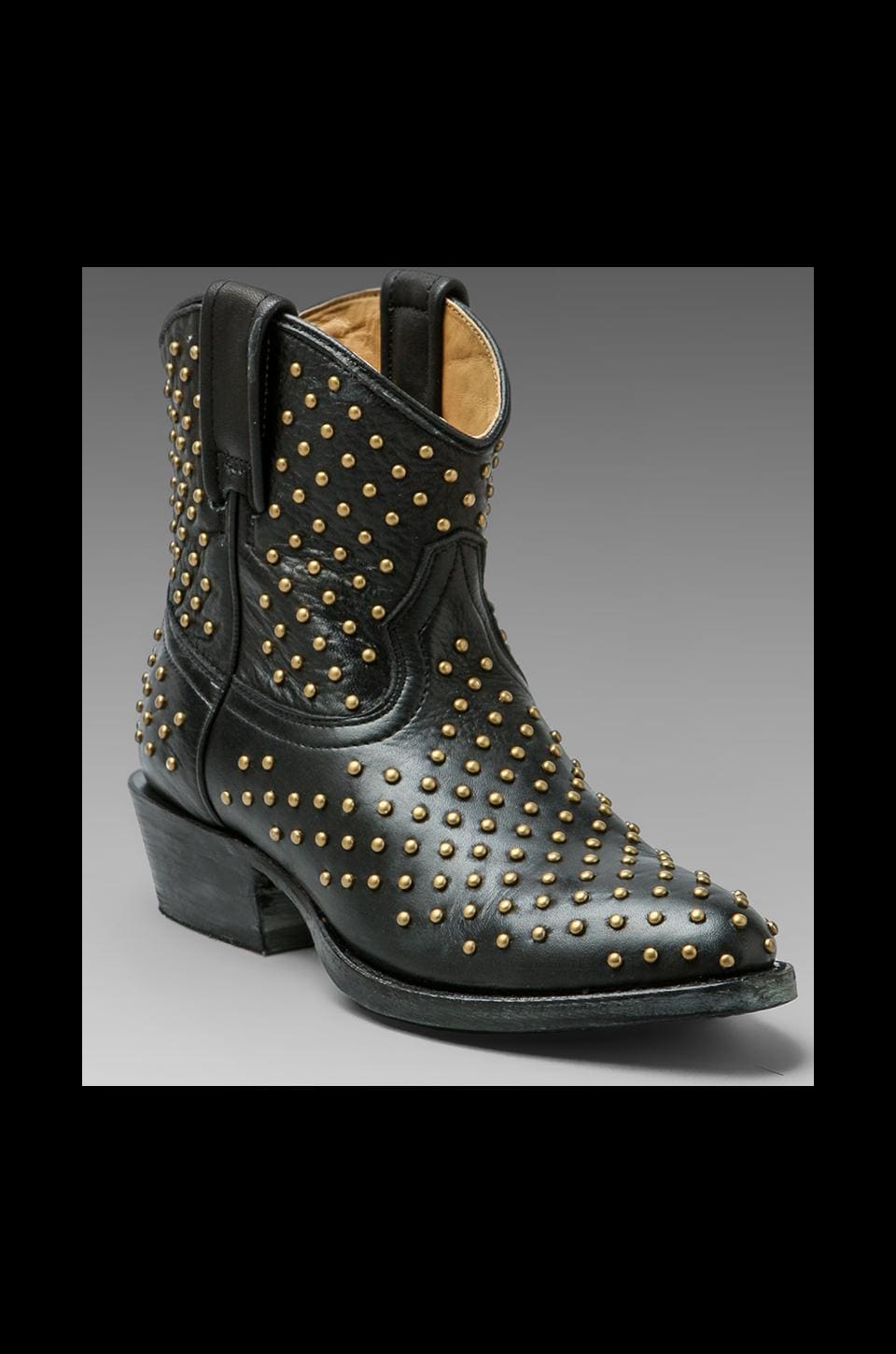 Matisse Faithful Studded Boot in Black
