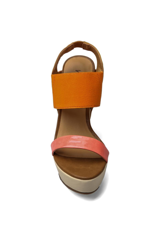Matisse Barbary Wedge in Orange