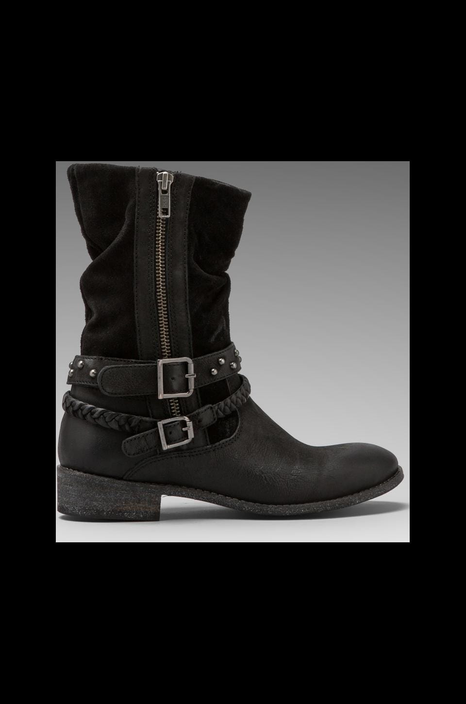 Matisse Outback Boot in Black