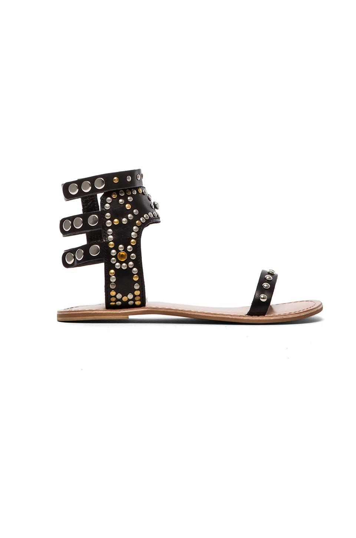 Matisse Isla Sandal in Black