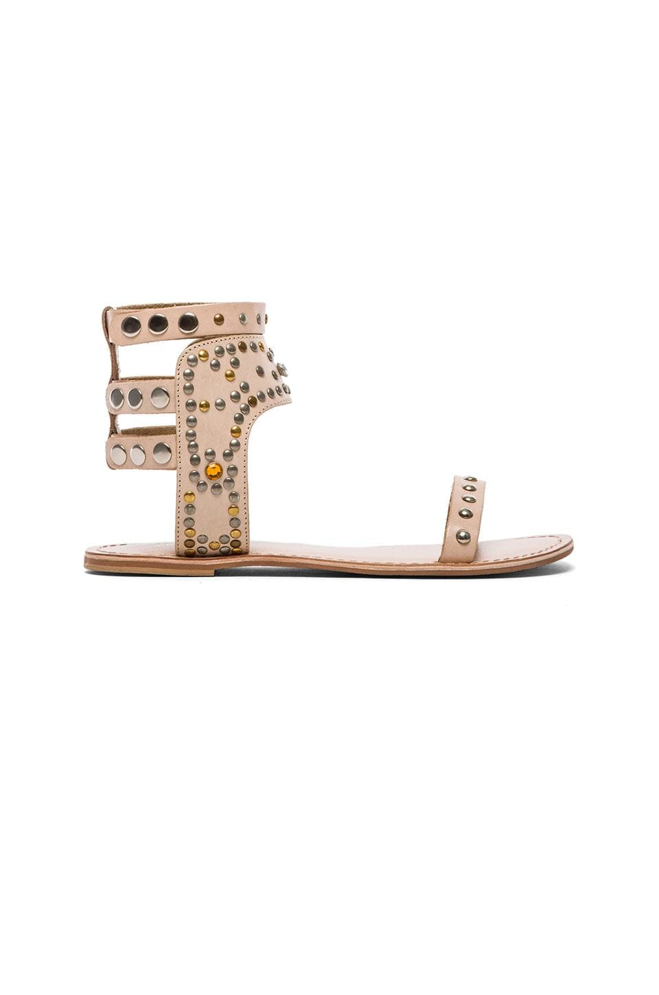 Matisse Isla Sandal in Natural