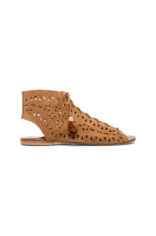 Matisse Boheme Sandal in Tan