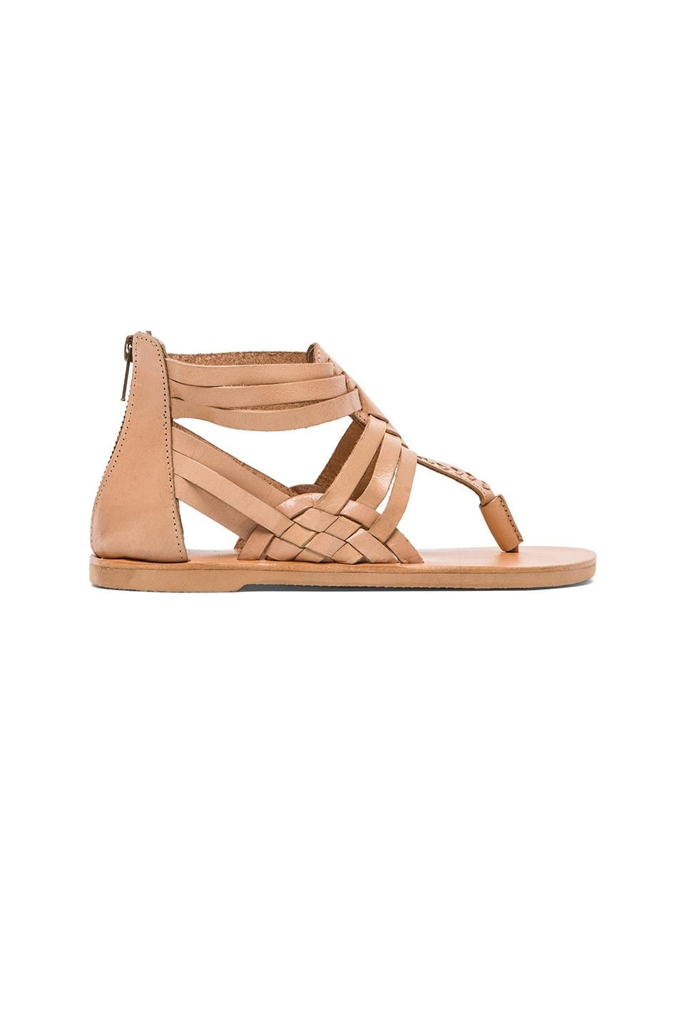 Matisse Elate Sandal in Natural