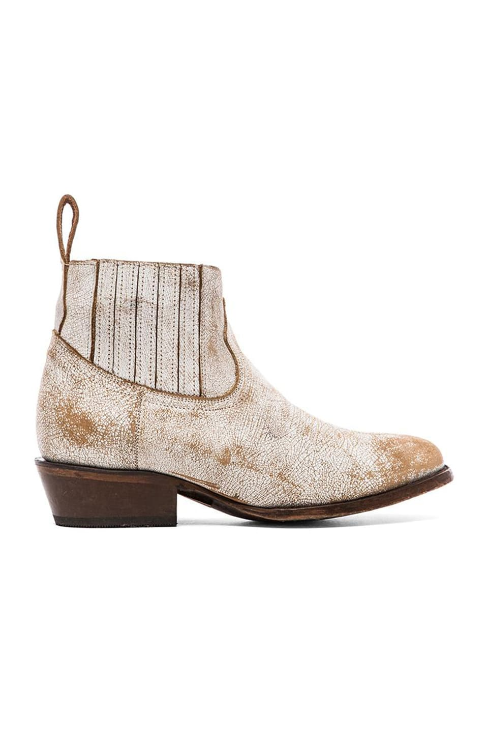 Matisse Mustang Boot in White