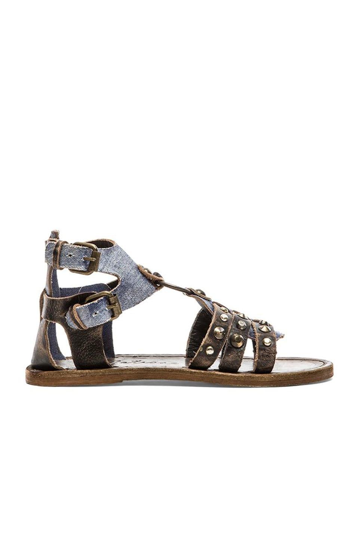 Matisse Balller Sandal in Black