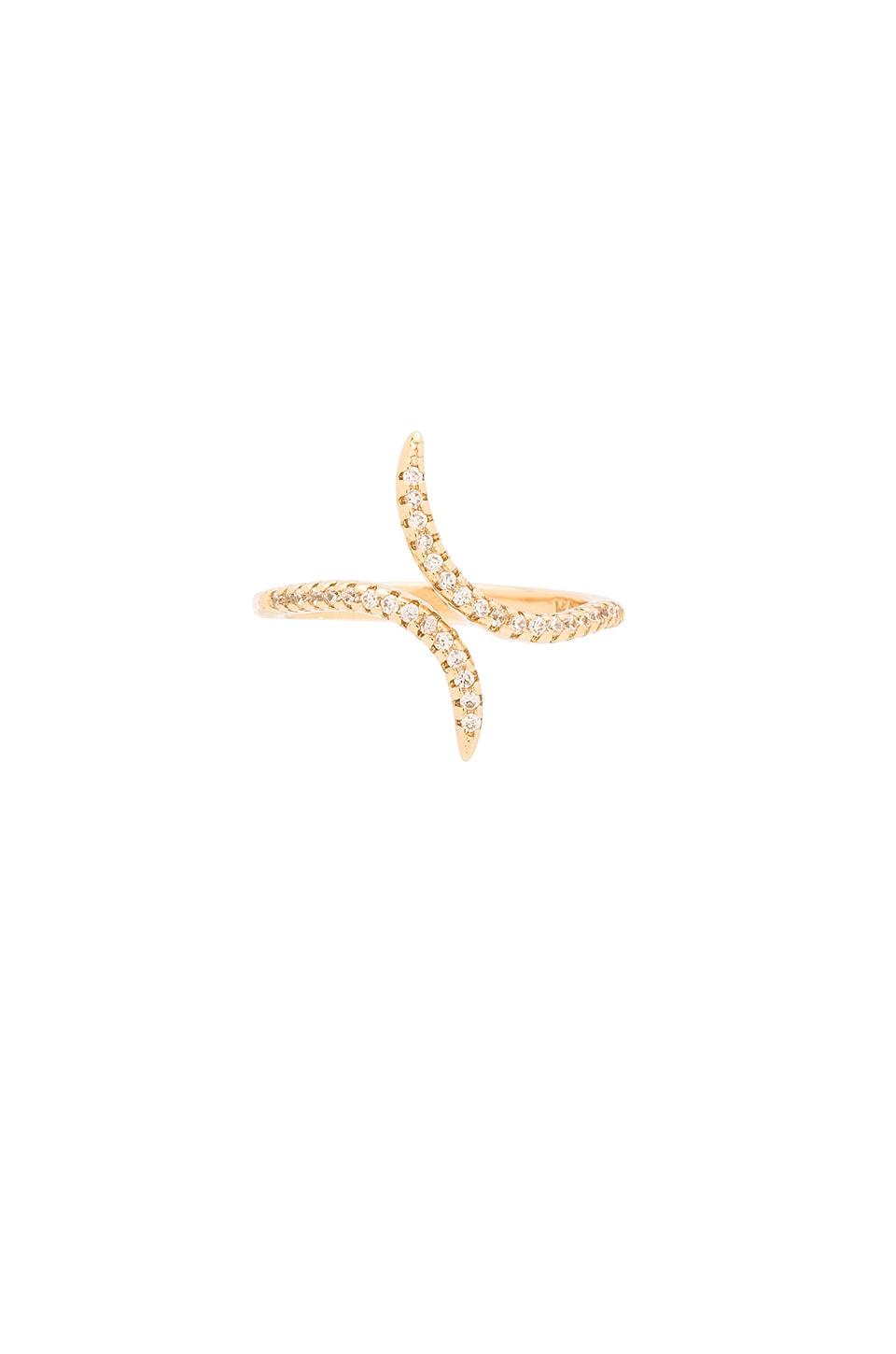Melanie Auld Altura Ring in Gold
