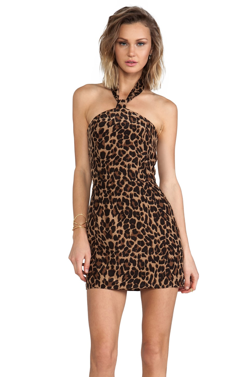 Maurie & Eve Love Affair Dress in Animal