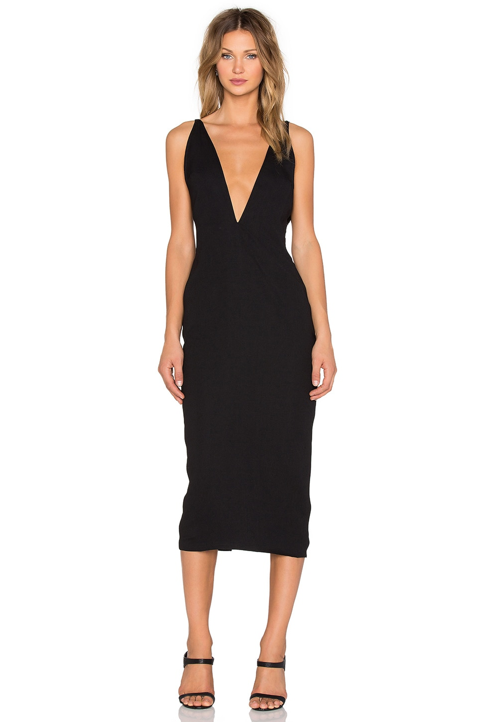 Maurie & Eve Cloe Dress in Black