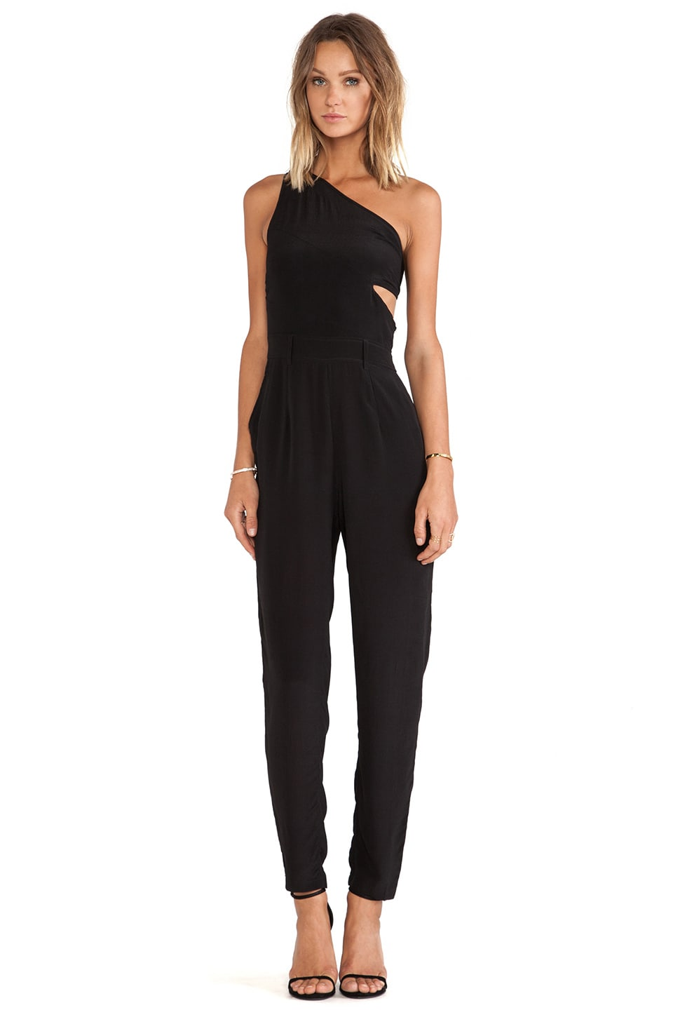 Maurie & Eve Trigger Jumpsuit in Shadow