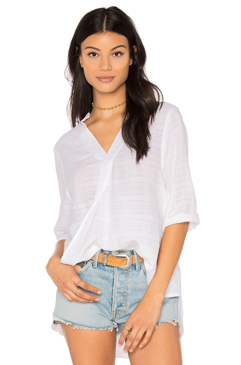 Oliver Blouse by maven west