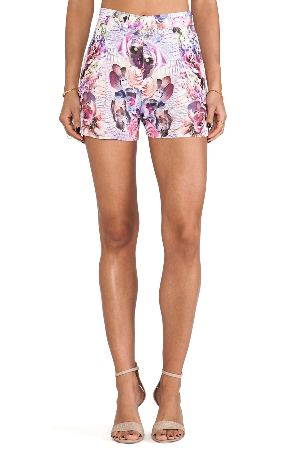 May. Scout Short in Croc Floral