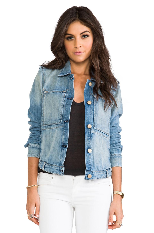 MCGUIRE Work Wear Jean Jacket in Way Fare
