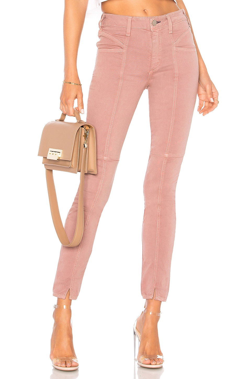 MCGUIRE San Pietro Skinny Pant in Polynesia Punch