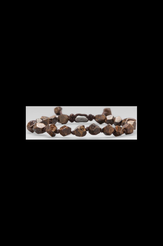 M.Cohen Special Cut Stones Bracelet in Jasper