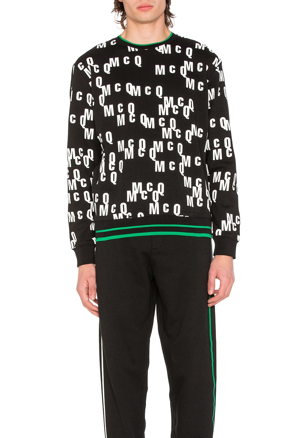 Photo of Clean Crewneck by McQ Alexander McQueen men clothes