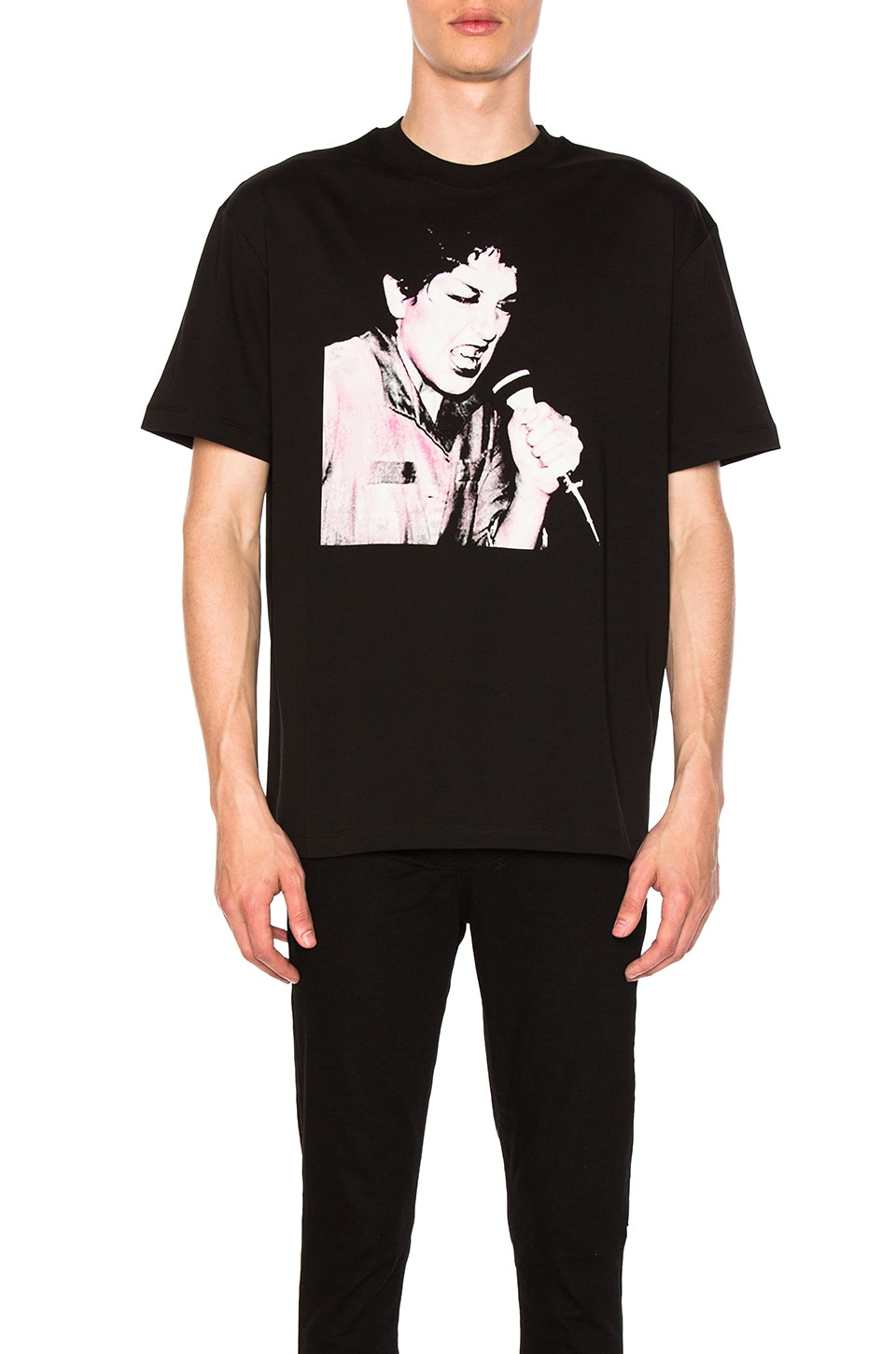 Dropped Shoulder Tee by McQ Alexander McQueen