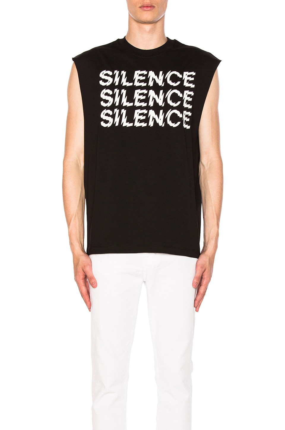 Sleeveless Tee by McQ Alexander McQueen