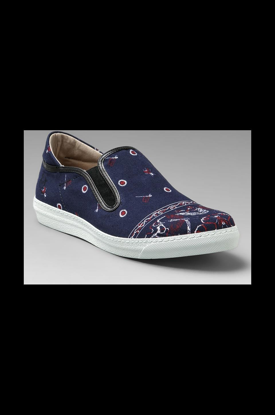 McQ Alexander McQueen Slip-On in Deep Navy
